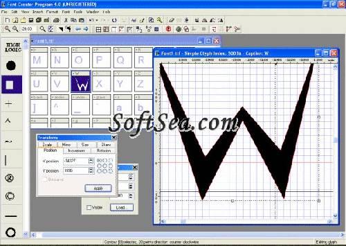 Font Creator Program: Programa para crear tus propias fuentes