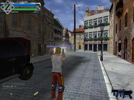 Gunz: Un juego de acción multijugador