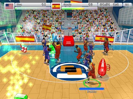 Incredi Basketball: Juega ese juego de baloncesto buenazo y gratis