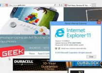 Internet Explorer 11: Prueba Internet Explorer 11 para Windows 7 (64 bits)