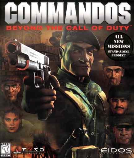 Juega Commandos Behind Enemy Lines gratis y disfrutalo