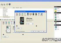 M2Convert for myvu: Convierte tus DVD y ficheros multimedia para tu iPod