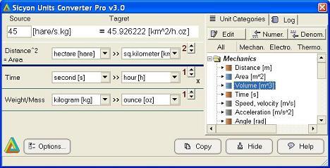 Unit Converter Professional: Conversor de unidades de medidas con muchas fórmulas