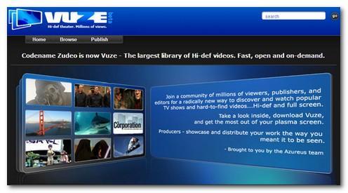 Vuze: Buena aplicación para buscar y descargar archivos torrent