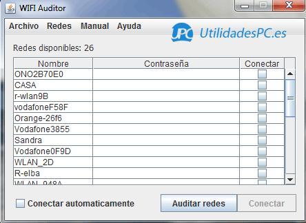 WiFi Auditor: Conecta a la red descifrando claves WiFi al instante