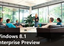 Windows 8.1 Enterprise Preview: La versión de Windows 8 para empresas