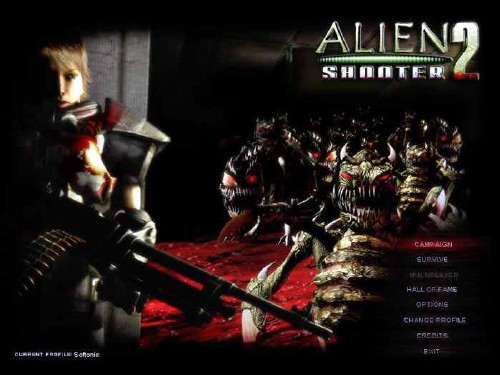 Alien Shooter II: Disfruta de este juego con alienígenas