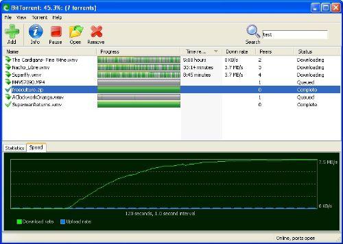 BitTorrent: Descarga a toda velocidad con BitTorrent