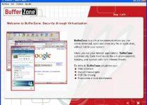 BufferZone Pro: Protege a tus programas de virus con esta caja fuerte