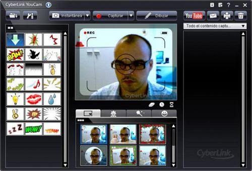 CyberLink YouCam: Añade a tus videoconferencias efectos buenazos