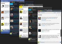 DestroyTwitter Un cliente de Twitter completo y compacto
