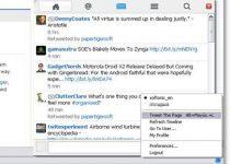 Echofon: Disfruta del mejor cliente de Twitter integrado en Firefox
