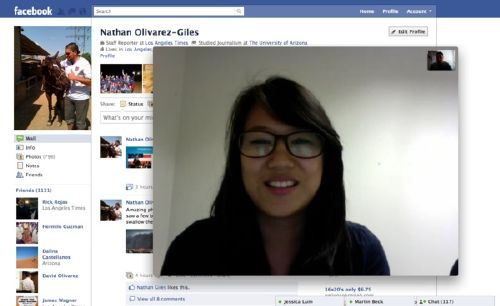 Facebook Video Calling: Chatea con videoconferencia en Facebook
