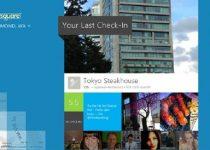 Foursquare para Windows 8: Descrubre una red social para descubrir tu ciudad