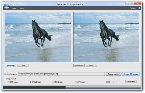 Free 3D Photo Maker: Herramienta para crea imágenes en tres dimensiones