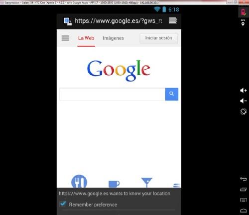 Genymotion: Baja este buen emulador de Android para Windows
