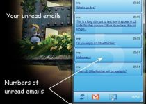 Gmail Notifier Plus: Notificador de mensajes de Gmail para Windows 7