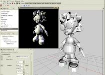 K-3D: Crea con facilidad animaciones 3D y diviértete