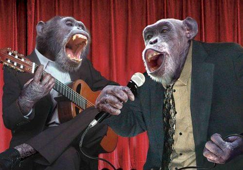 Monkey Jam: Mueve la boca de tus fotos y sosprendente