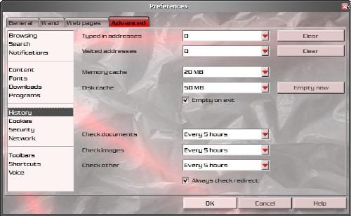 Noopads: Coloca una barra de herramientas en el banner de Opera