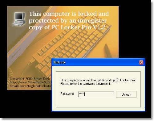PC Locker Pro: Bloquea tu PC frente a accesos no autorizados