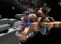 Starmade: Explora el espacio con esta nave espacial
