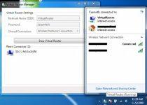 Virtual Router Manager: Crea un punto de acceso Wi-Fi fácil