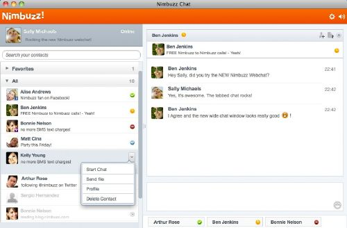 WebChat: Chatea con usuarios que visitan tus mismas páginas de Internet