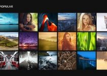 500px para Windows 8 red social inmensa fotógrafos