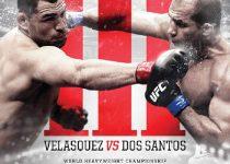 Digital TV 2050: Mira EN VIVO el evento UFC 166 Velasquez vs Dos Santos 3