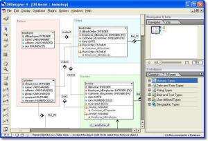 DBDesigner: GEstiona y crea bases de datos ODBC
