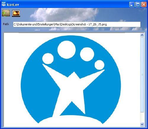 IconLev Crea iconos tan fácil como reír
