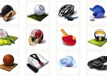 Olympic Icons: Todos los iconos de deportes en tu escritorio