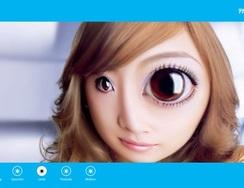 Photo Booth Pro para Windows 8. Buenazos efectos especiales en tiempo real para tus fotos