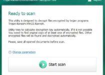 RannohDecryptor: Libera todo tipo de archivos bloqueados por virus