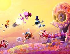 Rayman Legends: Wallpaper Rayman y sus amigos buenazo