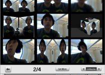 Video Booth: Videocámara con muchos efectos para montajes