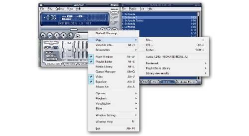 Winamp: Descarga la última versión de este excelente reproductor
