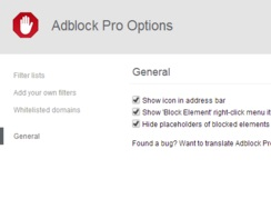Adblock Pro: Elimina la publicidad molesta en Internet