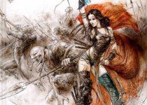 Fondos de mujeres guerreras en tu escritorio