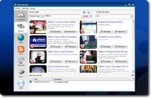 VDownloader: La última versión de VDownloader al 06/09/2013