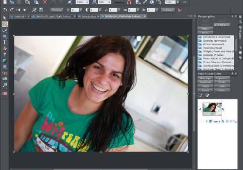 Xara Designer Pro: Herramienta buenaza para diseñar imágenes y páginas web