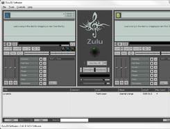 Zulu Professional DJ Software: Mezcla tus músicas con este maestro
