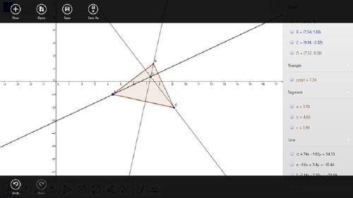 Aprende álgebra y geometría de una manera fácil