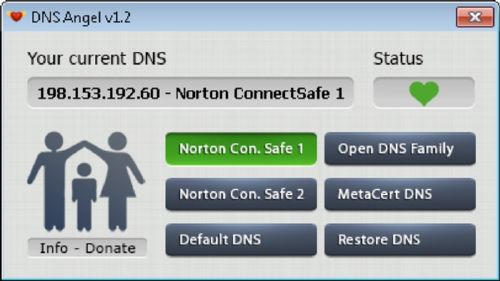 DNS Angel: Bloquea fácil sitios pornográficos y otras páginas