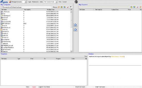 Gspace: Tu cuenta de Gmail como disco duro online a través de Firefox