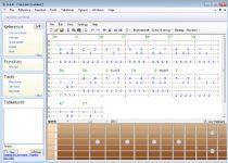 Guitar and Bass: Programa para aprende a tocar la guitarra o el bajo con tu PC