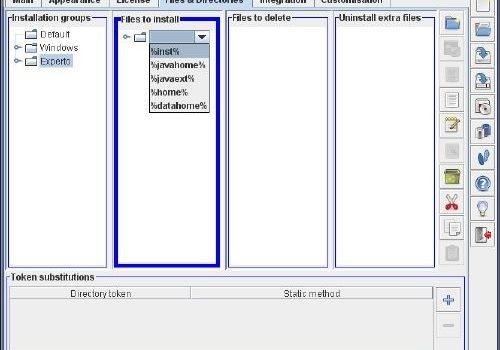 InstallShield Professional: Asistente que crea un instalador Java fácil