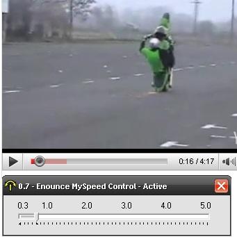 MySpeed: Dale más velocidad a los videos de Youtube al ver