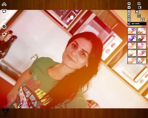 PolarFox: Retoca fotos a lo Instagram con efectos muy coloridos